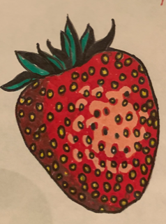 strawberry by reese